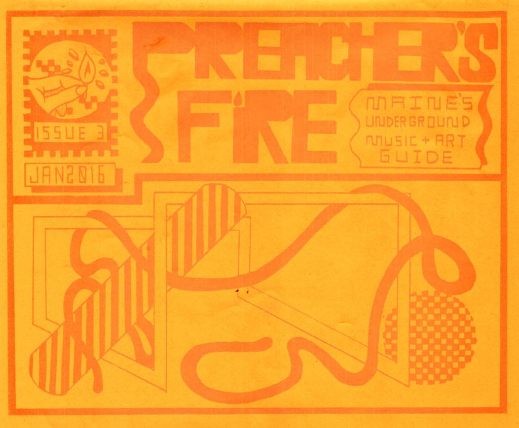 Preachers Fire Jan 1