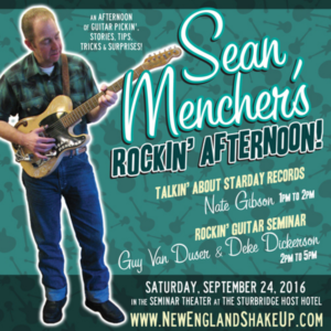 Sean Mencher's Rockin' Afternoon