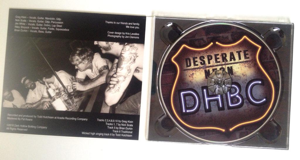 DHBC Desperate Neon